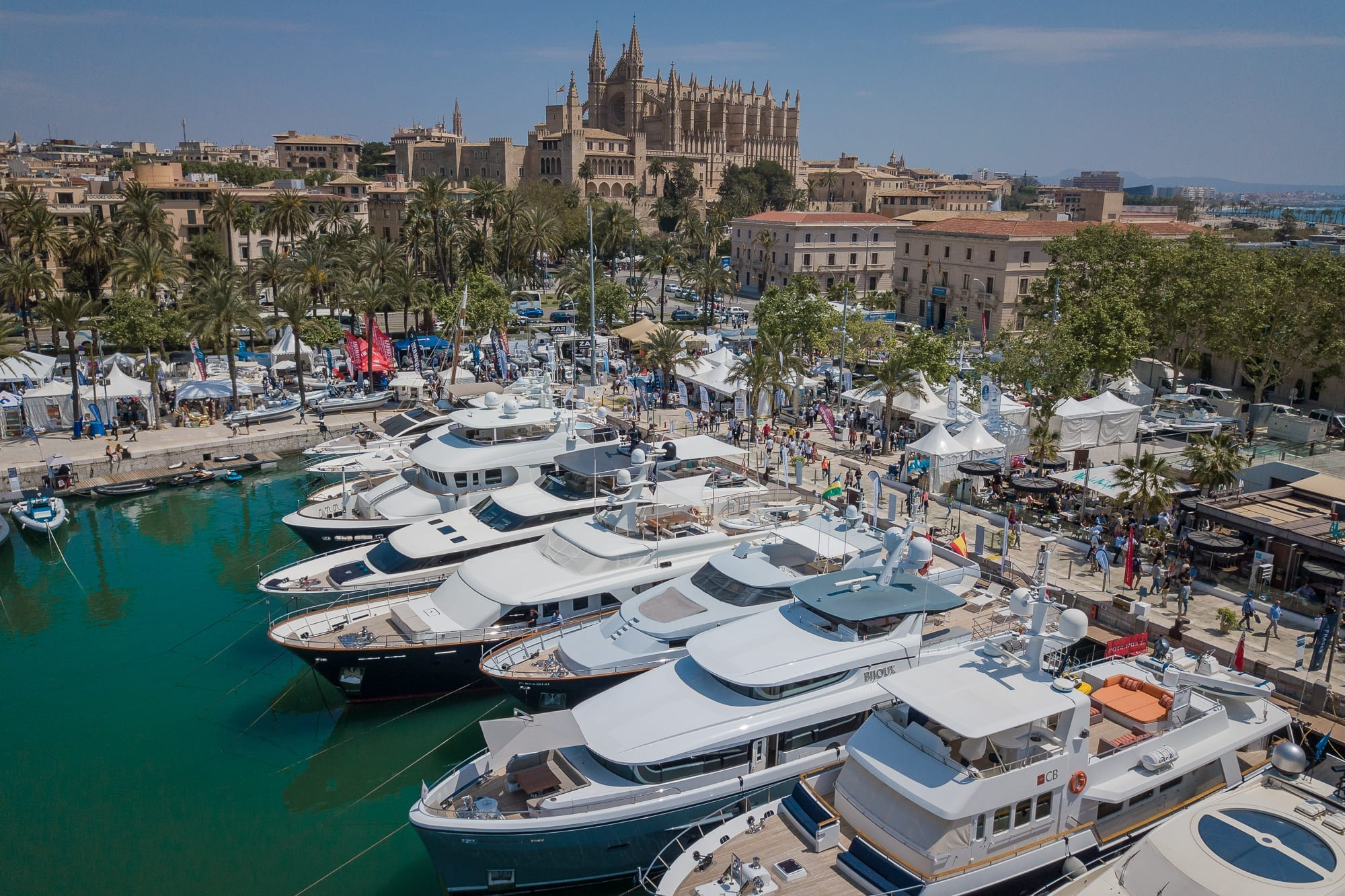 6th Palma superyacht show review 2018